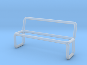 Bench scale 1-100 in Smooth Fine Detail Plastic: 1:100