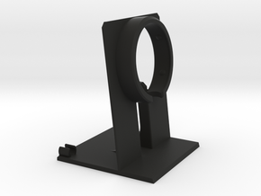Apple Watch Dock Insert in Black Natural Versatile Plastic