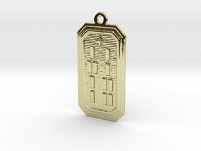 IROSOTURARA in 18k Gold Plated