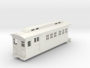On30 Doodlebug/Railmotor Lindsay3a in White Strong & Flexible