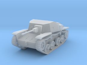 PV61C Type 5 Ho Ru SPG (1/87) in Smooth Fine Detail Plastic