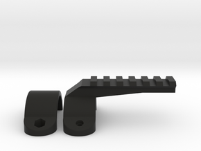 GAT Ring rail mount system in Black Strong & Flexible