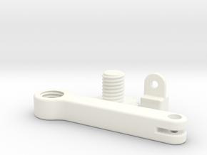 Cooler Master MasterCase GPU Support Arm in White Processed Versatile Plastic