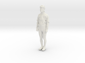 Printle C Homme 037 - 1/43 - wob in White Strong & Flexible