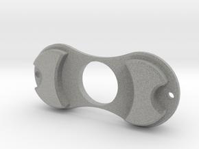 Mock Torquebar Spinner in Metallic Plastic