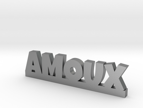 AMOUX Lucky in Natural Silver