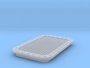 DDG-51 Aft Stackhouse Vent 4 in Smooth Fine Detail Plastic