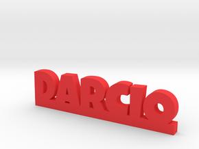 DARCIO Lucky in Red Processed Versatile Plastic