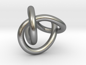 Figure 8 Knot in Natural Silver