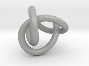 Figure 8 Knot in Aluminum