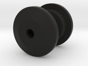 CYC001-00 You-G / Cyclone Shock Collar in Black Natural Versatile Plastic