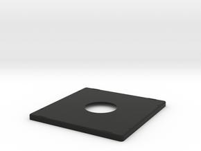 GraflexLensboard in Black Strong & Flexible