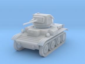 PV170C Tetrarch Light Tank (1/87) in Smooth Fine Detail Plastic