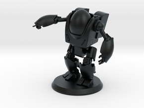 Meggcha Suit (Dino-Egg survival armour) in Black Hi-Def Acrylate