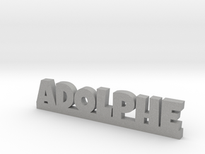 ADOLPHE Lucky in Aluminum