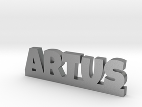 ARTUS Lucky in Natural Silver
