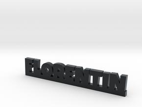 FLORENTIN Lucky in Black Hi-Def Acrylate