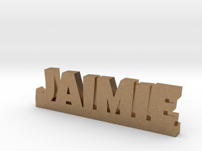 JAIMIE Lucky in Natural Brass