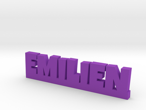 EMILIEN Lucky in Purple Processed Versatile Plastic