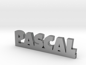 PASCAL Lucky in Natural Silver