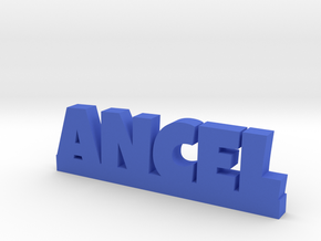 ANCEL Lucky in Blue Processed Versatile Plastic