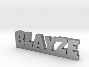BLAYZE Lucky in Natural Silver
