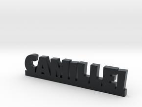 CAMILLEI Lucky in Black Hi-Def Acrylate