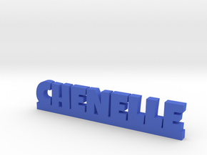 CHENELLE Lucky in Blue Processed Versatile Plastic