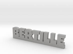 BERTILLE Lucky in Aluminum