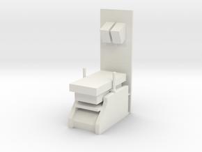 Sickbay Running Table (Star Trek Classic), 1/9 in White Natural Versatile Plastic