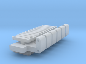 Parallel Arms Floating X6 Corn Planter in Smooth Fine Detail Plastic