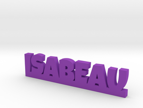 ISABEAU Lucky in Purple Strong & Flexible Polished