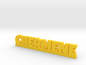 CHERMENE Lucky in Yellow Strong & Flexible Polished