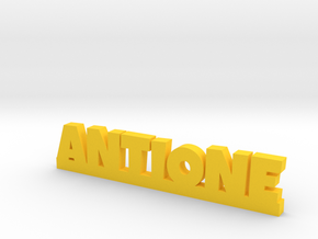 ANTIONE Lucky in Yellow Processed Versatile Plastic