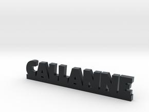 CALLANNE Lucky in Black Hi-Def Acrylate