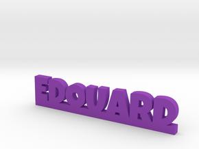 EDOUARD Lucky in Purple Processed Versatile Plastic