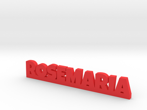 ROSEMARIA Lucky in Red Processed Versatile Plastic