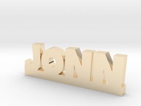 JONN Lucky in 14k Gold Plated Brass