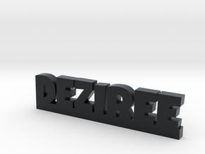 DEZIREE Lucky in Black Hi-Def Acrylate