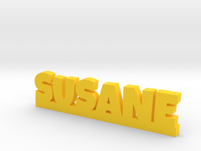 SUSANE Lucky in Yellow Processed Versatile Plastic