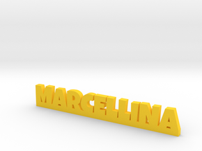 MARCELLINA Lucky in Yellow Processed Versatile Plastic