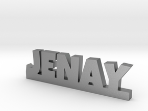 JENAY Lucky in Natural Silver