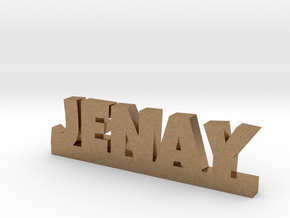 JENAY Lucky in Natural Brass