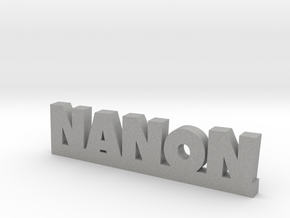 NANON Lucky in Aluminum