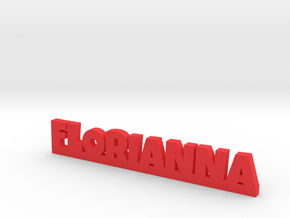 FLORIANNA Lucky in Red Strong & Flexible Polished