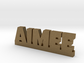 AIMEE Lucky in Natural Bronze