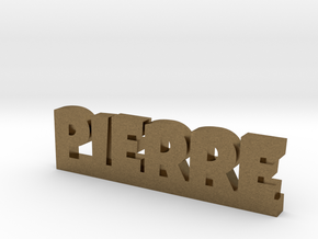 PIERRE Lucky in Natural Bronze