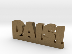 DAISI Lucky in Natural Bronze