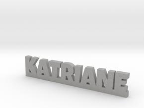 KATRIANE Lucky in Aluminum