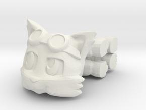 Rovers: Operator Chel in White Natural Versatile Plastic